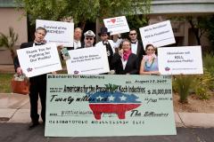 August 22, 2009 in Scottsdale, AZ